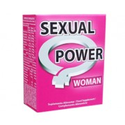 Sexual Power Woman 60 Comprimidos