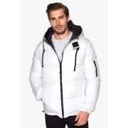 D.Brand Igloo Jacket White/Black M