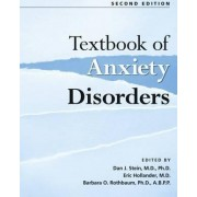 Textbook of Anxiety Disorders by Dan J. Stein