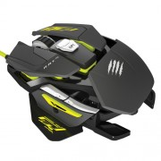 Mouse Mad Catz R.A.T. PRO S 5000 dpi, Optic, 8 Butoane, USB
