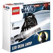 Lego StarWars Darth Vader LED Schreibtischlampe