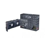 XFX R7 370 Scheda Video, 2GB DD, Nero