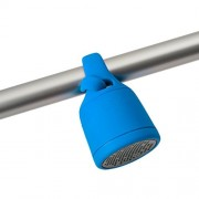 Polk Audio BOOM Swimmer Bluetooth Speaker - Retail Packaging - Blue