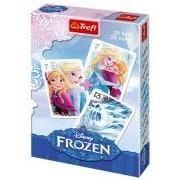 Fekete Péter kártya, 25 lapos, TREFL Jégvarázs-Frozen