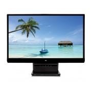 Monitor ViewSonic VX2370SMH-LED 23'', FullHD, Widescreen, 1x HDMI, Plata - Bocinas Integradas