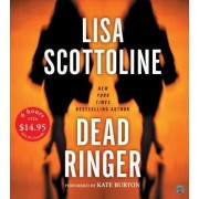 Dead Ringer Low Price CD by Lisa Scottoline