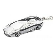 Aut Oart 1/87 Scale Lamborghini Reventon Key Chain (Aluminum)
