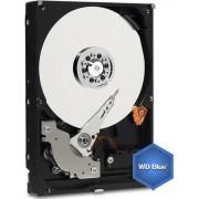 HDD Desktop Western Digital Blue, 500GB, SATA III 600, 64MB Buffer + Cablu S-ATA III 4World 08529, 457 mm