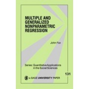 Multiple and Generalized Nonparametric Regression by John Fox