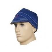 23-*515 Fire Fox™ şapcă de sudură, bumbac ignifug albastru