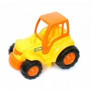 Polesie Traktor žltý