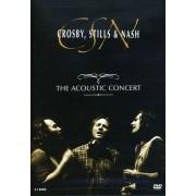 Crosby, Stills & Nash - Acoustic -Live1991 (0603497030026) (1 DVD)