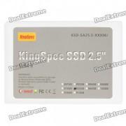 """""""KingSpec 2.5"""""""" SATA II MLC-NAND Flash SSD/Solid State Drive (32GB)"""""""
