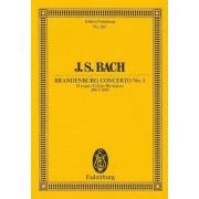 J.S. Bach: Brandenburg Concerto No. 5 by Johann Sebastian Bach