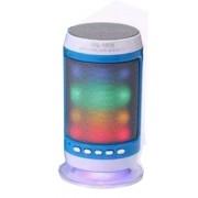 Bluetooth hangszóró, Tel.kihangosító, LED fényhatással, akkumulátorral, Mp3, USB, TF/Micro SD kártya, Fm Rádió, 3,5 jack - WS-1806B