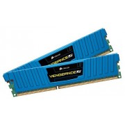 Corsair Vengeance Blue LP DDR3 8GB 2133MHz (CML8GX3M2A2133C11B)