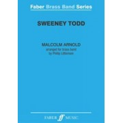 Sweeney Todd by Malcolm Arnold