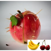 Ceai de fructe Cherry / Banana Mix