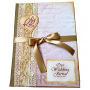 Jurnal handmade de nunta