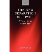The New Separation of Powers by Eoin Carolan