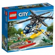 LEGO City Urmarire cu elicopterul 60067
