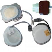 elettrodi / piastre adulto - per defibrillatori drager / innomed / s&w