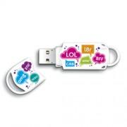 Stick USB Integral Xpression Text 8GB
