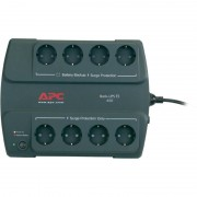 UPS APC BE400-GR Back-UPS ES stand-by 400VA / 240W, 8 conectori Schuko CEE7 (APC)