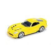 Dodge Viper SRT, amarillo, 2014, Modelo de Auto, modello completo, Auto - 1:64