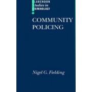 Community Policing by Nigel Fielding