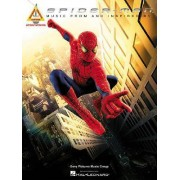 Spider Man: Music from and Inspired by Gtab by Hal Leonard Publishing Corporation