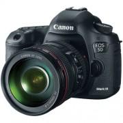 Canon eos 5d mark iii + ef 24-105mm f/4l is usm - man. ita - 2 anni di garanzia