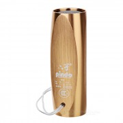 PINDO S1F bicicletas Mini Speaker w / TF? radio de FM - Golden