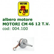 albero motore MOTORI CM 46 12 T.V.