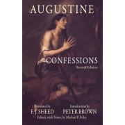 Confessions by Edmund Augustine