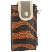 Poodlebags 5EN0313MOZEB entertainbag - Zebra, Custodia per cellulari e smartphone donna 7x13x2 cm (L x A x P)