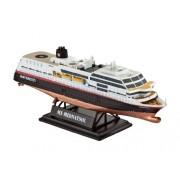 Revell 05817 - Modellino da Montare - Nave Ms Midnatsol, Hurtigruten, Scala: 1:1200
