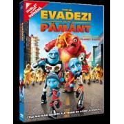 Escape from Planet Earth:Brendan Fraser,Sarah Jessica Parker,Jessica Alba - Cum sa evadezi de pe pamant (CD)