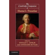 The Cambridge Companion to Hume's Treatise by Donald C. Ainslie