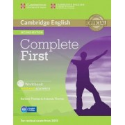 Complete First - Second Edition. Student's Pack (Student's Book without answers with CD-ROM, Workbook without answers with Audio CD) by Guy Brook-Hart