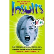 The Mammoth Book Of Insults
