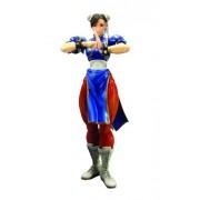 "Square Enix Super Street Fighter Iv Play Arts Kai Action Figure: Chun-Li [9""]"