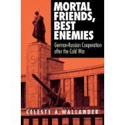 Mortal Friends, Best Enemies by Celeste A. Wallander