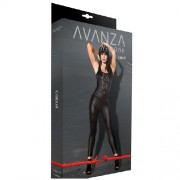 Catsuit Avanza Wet Look