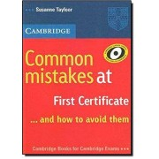 Susanne Tayfoor Common Mistakes at First Certificate ... and how to Avoid them