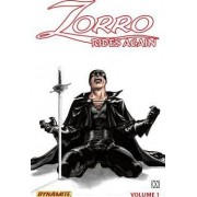 Zorro Rides Again Volume 1 by Matt Wagner