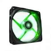 Nzxt Fz Airflow Ventola di Raffreddamento da 120 mm con LED, Verde