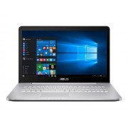 """ASUS VivoBook Pro N752VX GC164T - 17.3"""" Core i7 I7-6700HQ 2.6 GHz 8 Go RAM 1.128 To SSD"""