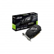 Tarjeta De Video NVIDIA GeForce GTX 1050 ASUS Phoenix, 2GB GDDR5, 1xHDMI, 1xDVI, 1xDisplayPort, PCI Express X16 3.0 PH-GTX1050-2G