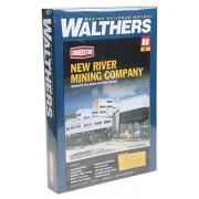 Walthers Corn 933-3017 - Bâtiment de Mine New River Silverstone miningco mpany, des Bâtiments